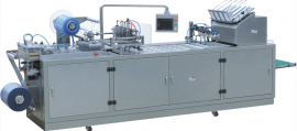 DZP-500 Full Automatic PAPER-PVC Blister Packaging machine