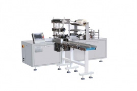 HA-320 Transparent Film Three-Dimensional Packaging machine