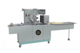 HB-380B Transparent Film Three-Dimensional Packaging machine