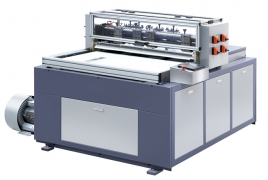 ZJ1000/ZJ1300 Plate-Type Dust-free Grooving Machine