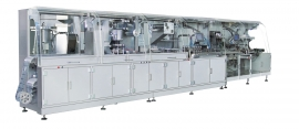 DH120 lntelligent High-Speed Medicine Packaging Production Line