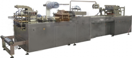 CD-5260 Full Automatic PAPER-PVC Blister Packaging Machine