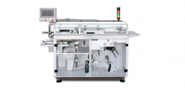 BT400 Over Wrapping Packing Machine